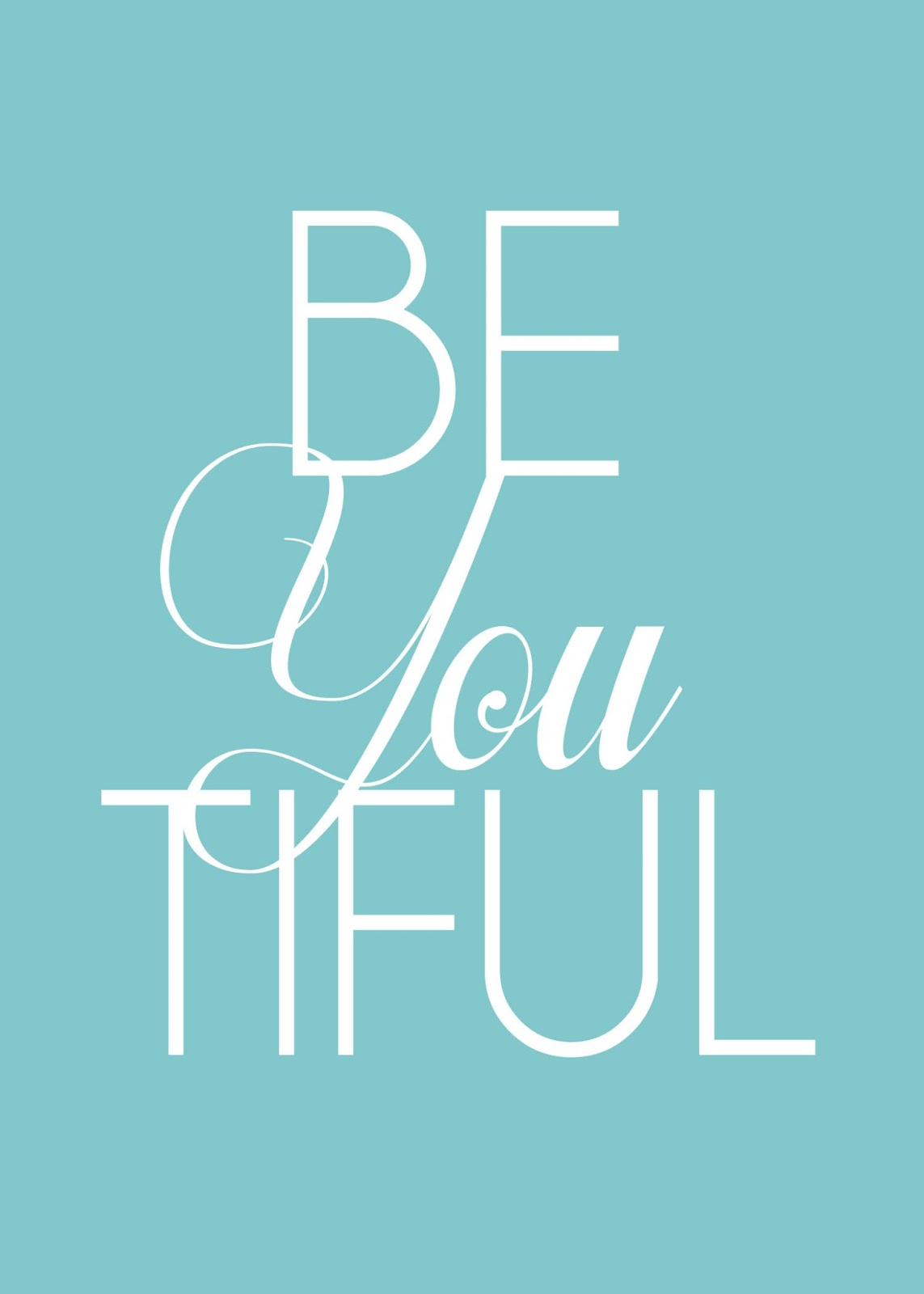 You- Deseret Designs Be You Tiful