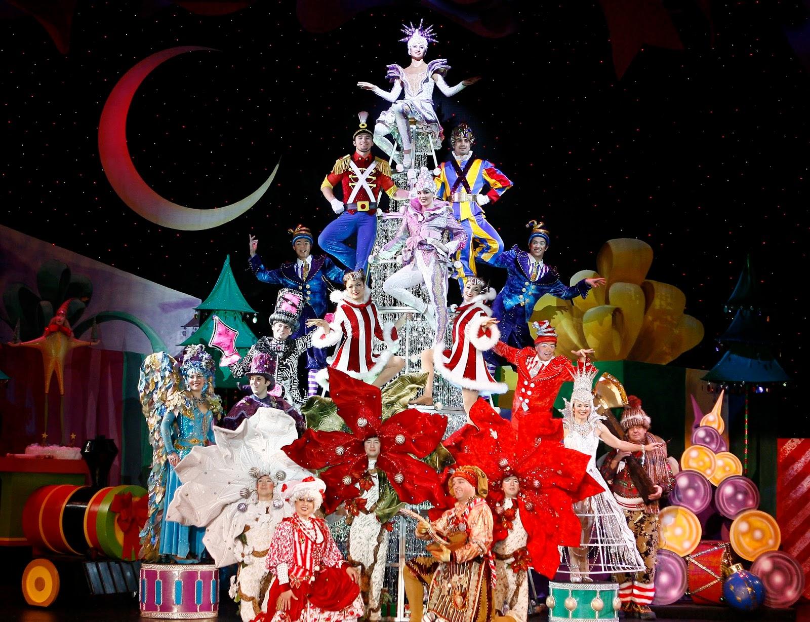 bd69e25f ChiIL Mama : Take A Pass On Cirque Dreams Holidaze #Review