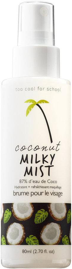 too cool for school coconut milky mist