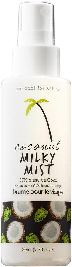 too cool for school coconut milky mist