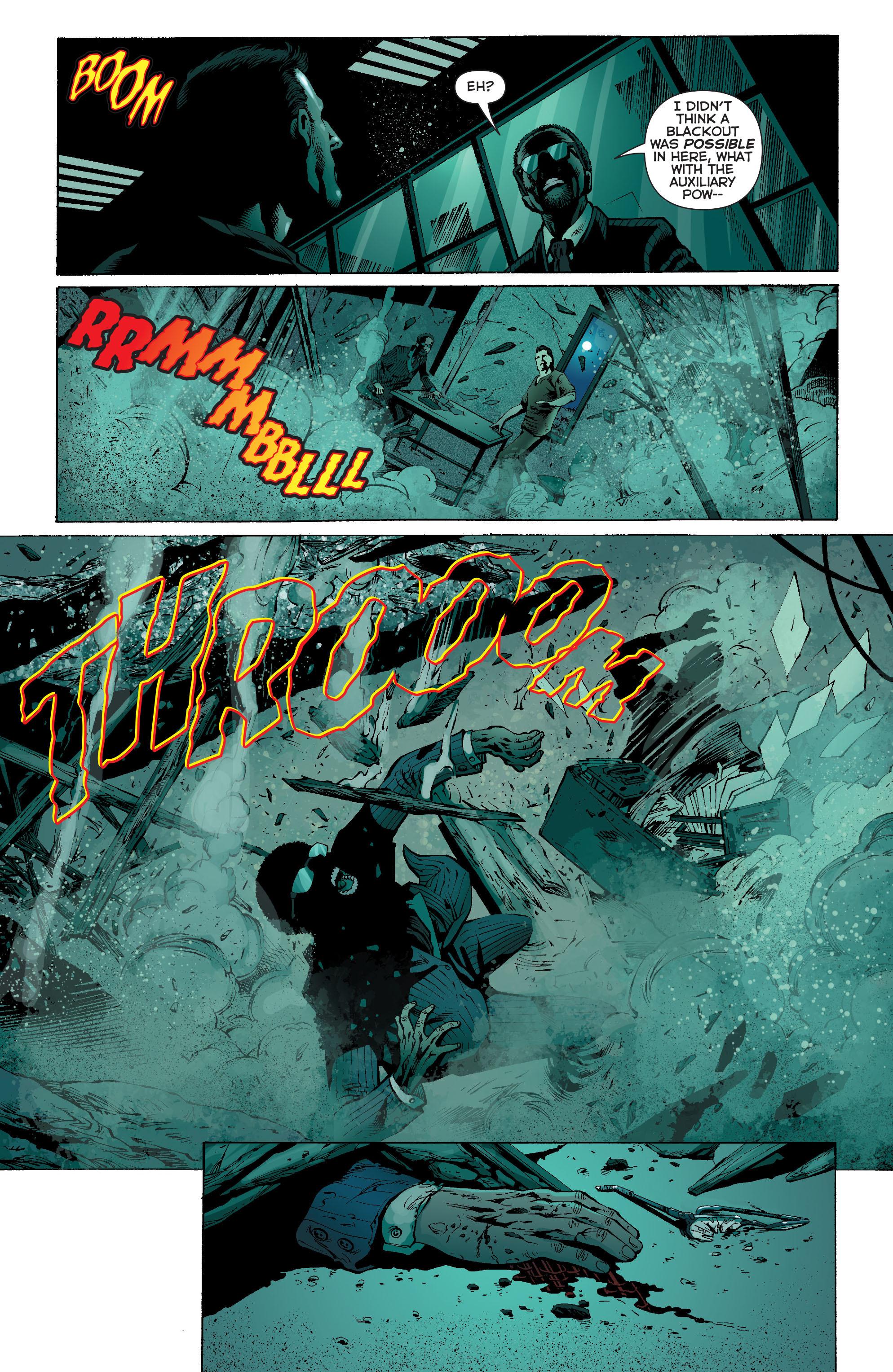 Read online Aquaman (2011) comic -  Issue #23.2 - 6