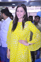 Mannara Chopra Looks Cute in Yellow Salwar Suit ~  Exclusive 35.JPG