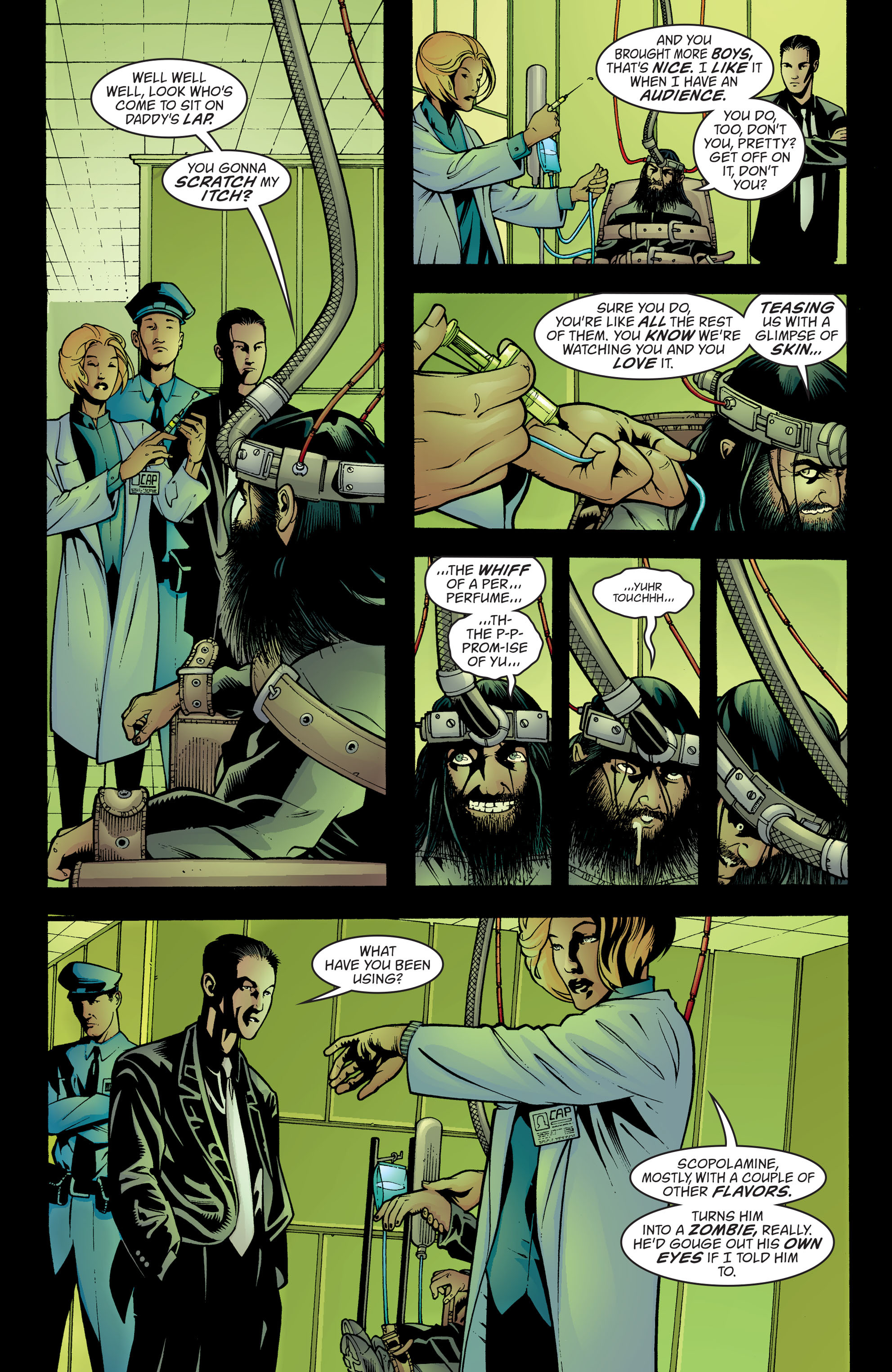 Read online Wonder Woman (1987) comic -  Issue #199 - 10