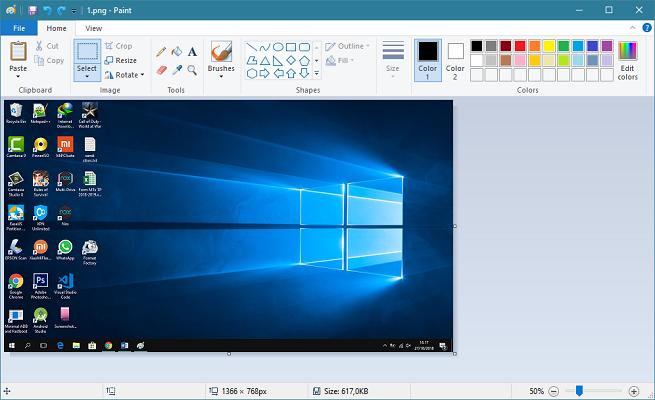 Cara Screenshot Layar Komputer / Laptop dengan Mudah dan Cepat