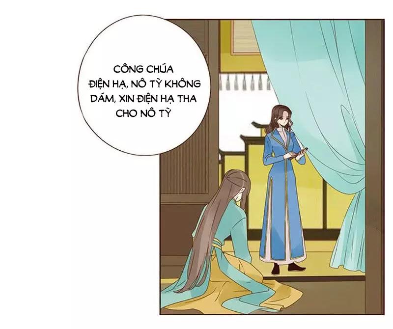 Đế Vương Trắc Chapter 160 - Trang 10