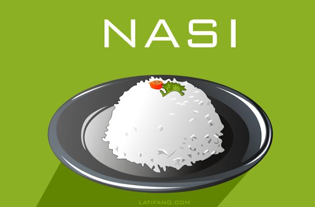 vector nasi
