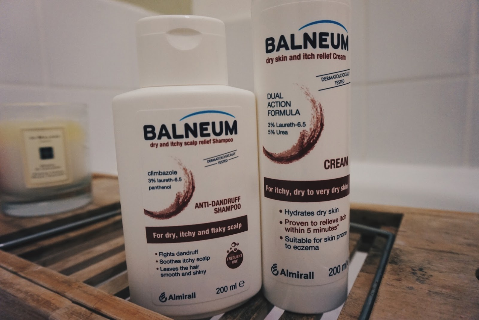 ITCHING LESS AND LIVING MORE WITH BALNEUM