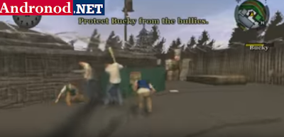 Mission 7: Defence Bucky / Bantu Bucky Game Bully Android