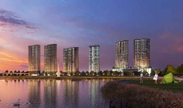 udic westlake Chính sách siêu ưu đãi khi mua căn hộ tại D'capitale Trần Duy Hưng