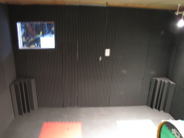 Dawbox Soundproof Drum Room