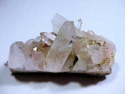 ヒマラヤ水晶クラスター バジル鉱山産 96.5g