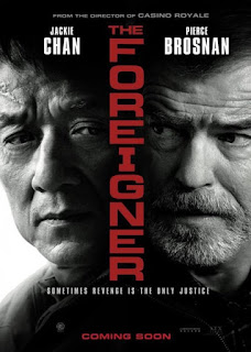 The Foreigner official trailer Jackie Chan Movie 2017