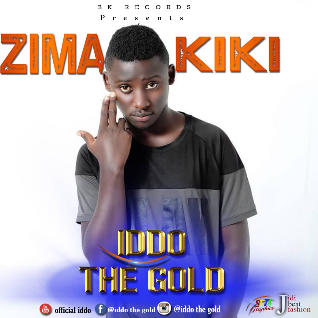 Iddo The Gold - Zima Kiki