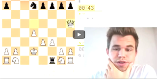 Magnus Carlsen VS Mishka_The_Great in the lichess