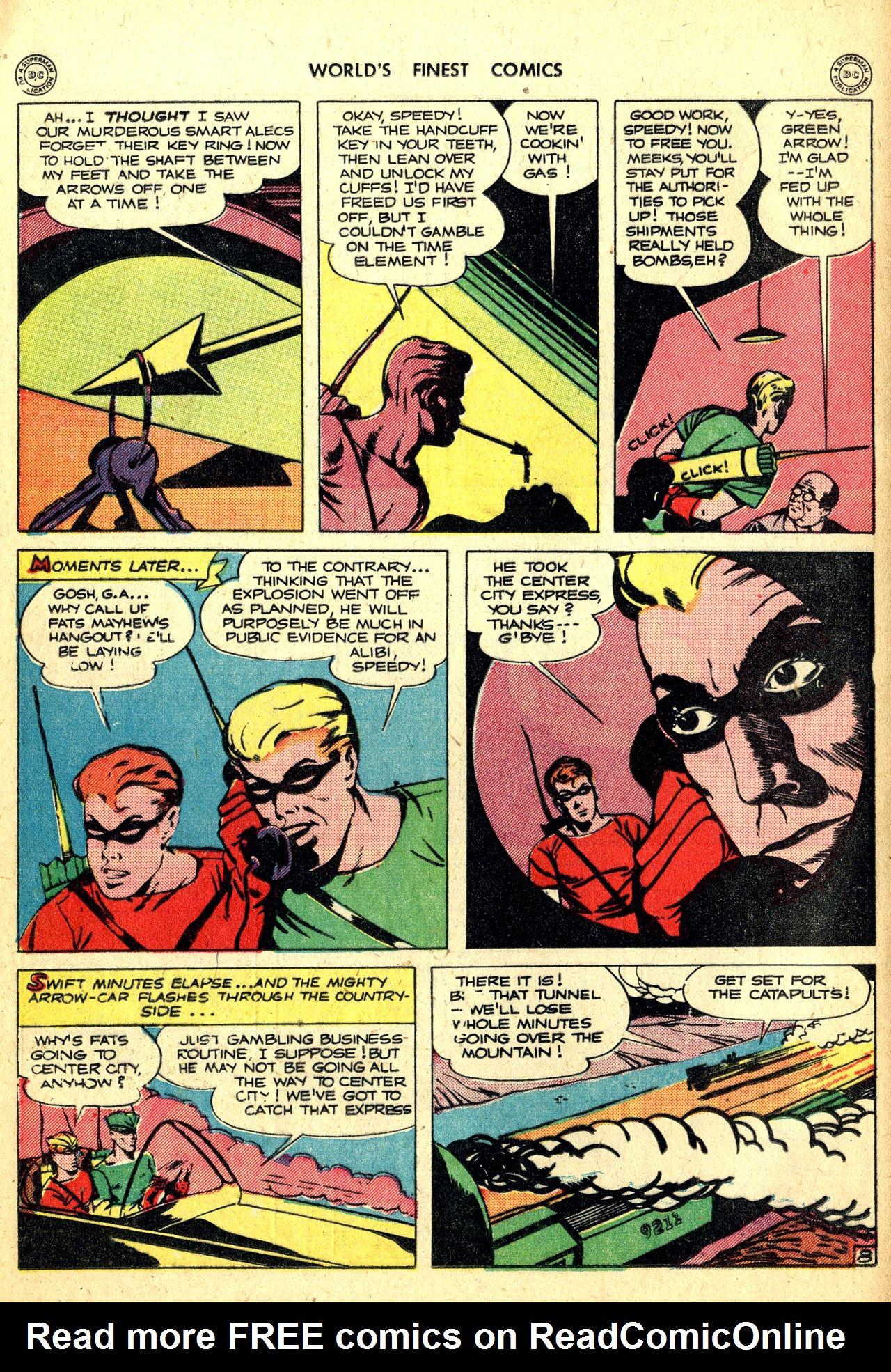 Read online World's Finest Comics comic -  Issue #18 - 56