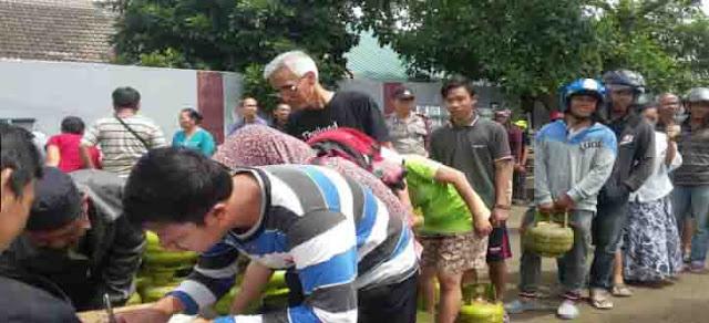 Gas Melon 3 Kg Langka, Kata Pertamina Penyebabnya Banyak Keluarga Memasak