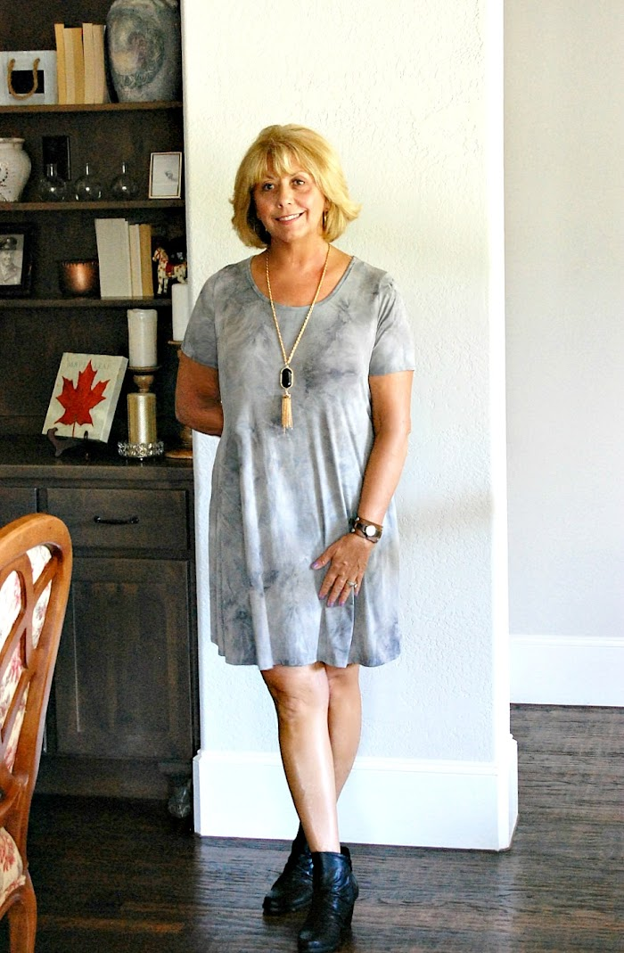 A Transitional Dress For Fall