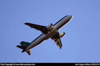 AVIÓN AIRBUS A320 EI-DEL