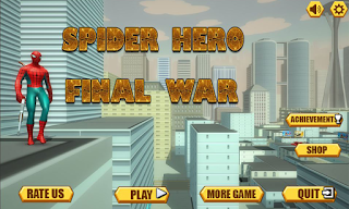 Spider Hero: Final War v1.0