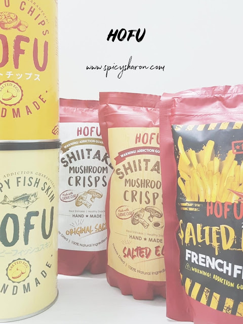 hofu gourment japanese snacks