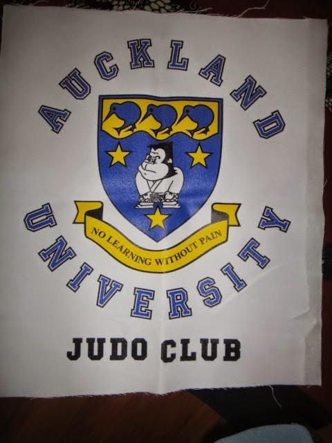 Auckland BJJ: Sensei Rick Littlewood won the 7th dan grade
