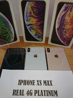 Spesifikasi dan Harga iPhone XS Max 4G LTE HDC Ultimate Infinity Display