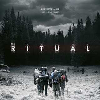the ritual: primer trailer español