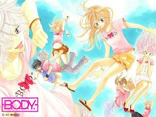 Resultado de imagen de B.O.D.Y ao mimori manga