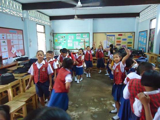 teach english in chiang mai