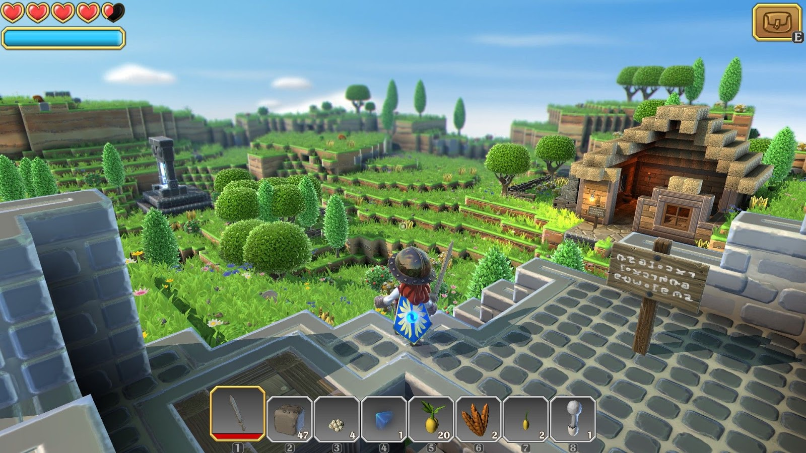 portal knights 1.2.7 android apk