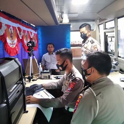 Ingin Perpanjang SIM Hari Ini, Berikut Lokasi SIM Keliling Polda Banten