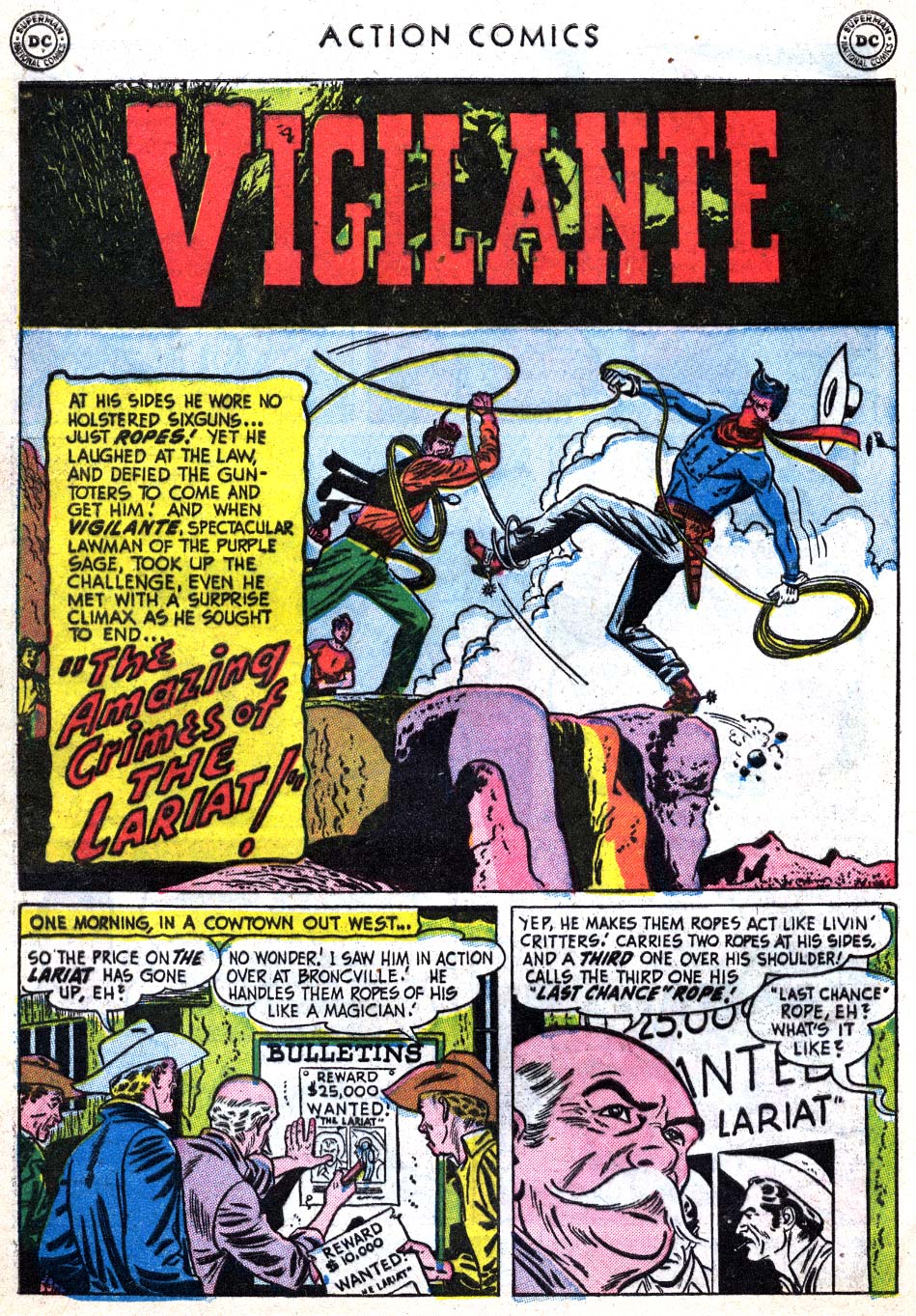 Action Comics (1938) 182 Page 33
