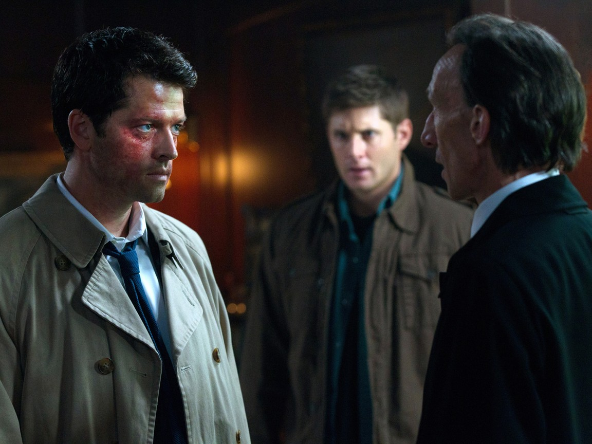 Supernatural - Season 7 Episode 01: Meet the New Boss