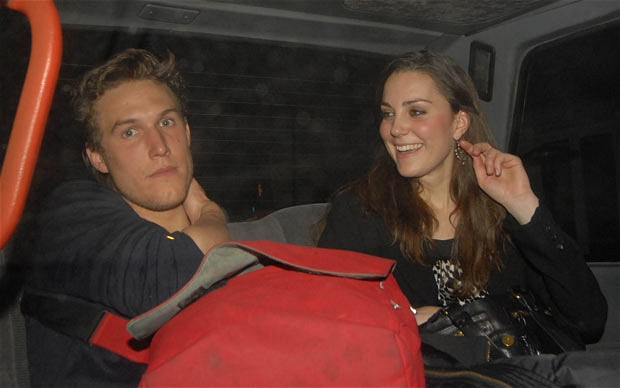 Cinta Pertama Kate Ternyata Bukan William