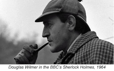 Douglas Wilmer as Sherlock Holmes (1964)