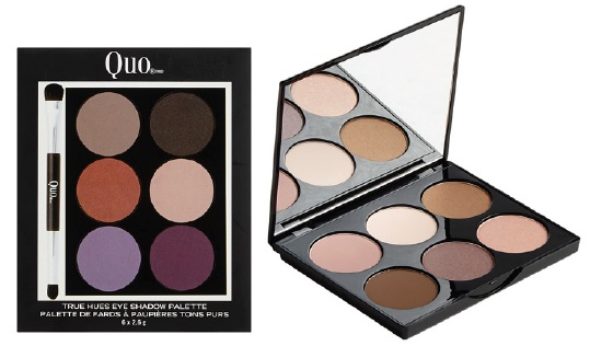 Eye Love Wednesday - palettes from Quo, Annabelle and Pupa!