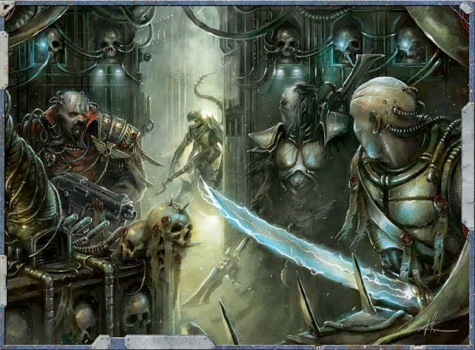 The Good the Bad and the Insulting: 6 Warhammer 40,000 ...