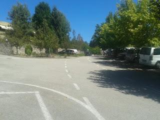 Parque de Estacionamento exterior