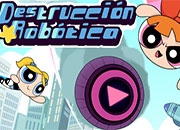 Chicas Superpoderosas: Destruccion Robotica