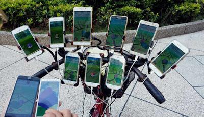 11 smartphone untuk menangkap Pokemon
