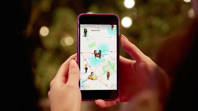 snapchat_snap_map_screenshot_1_1498132751247 Snapchat Launches Snap Map, a Location Sharing Characteristic Apps News