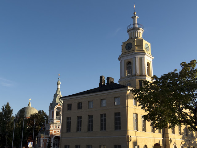 Southern Finland Road Trip Itinerary: Hamina Town Center