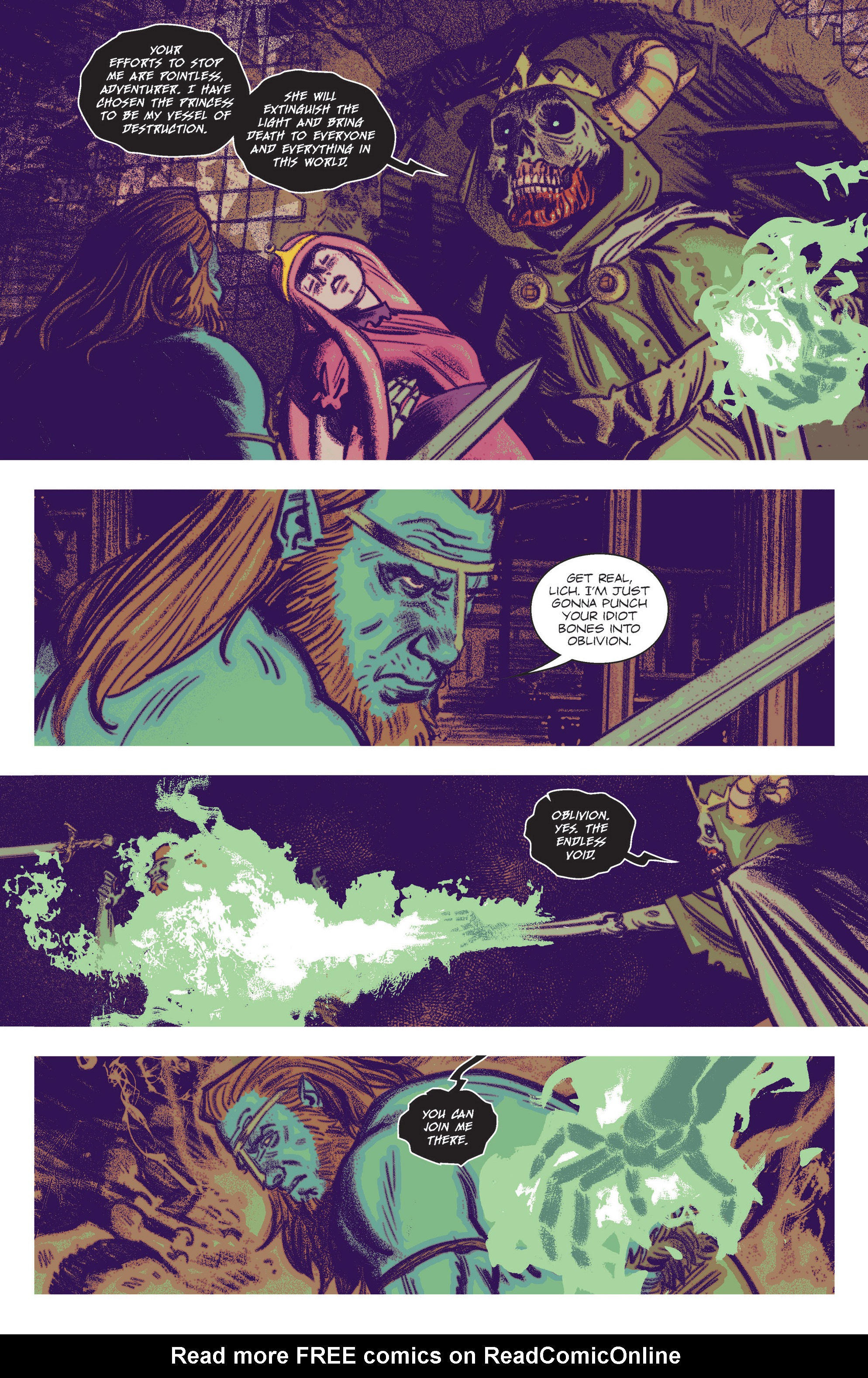 Read online Adventure Time Comics comic -  Issue #2 - 11