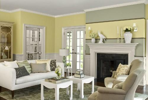 Salah Satu Ruang Yang Paling Sering Kita Rapikan Dan Dekorasi Ulang Di Rumah Yaitu Rancangan Warna
