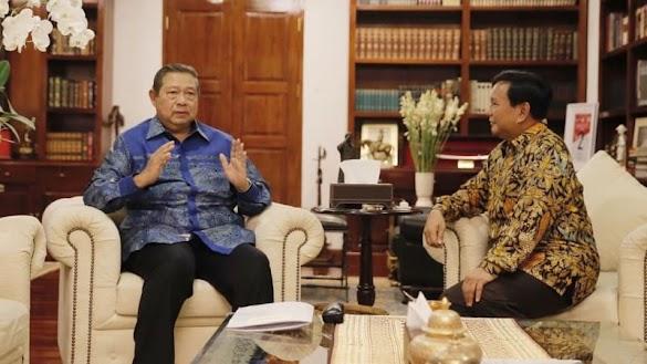 Demokrat Dorong AHY Jadi Cawapres Prabowo, Siap Daftar 10 Agustus