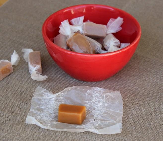 Soft, Buttery Homemade Caramels