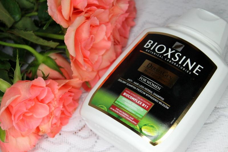 Bioxsine DermaGen szampon do włosów