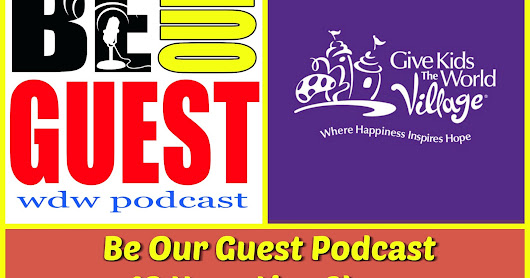 Be Our Guest Podcast 12 Hour Live Show 2017