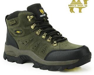 model sepatu gunung eiger