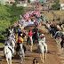 10ª Cavalgada de Capela tem recorde de cavaleiros e amazonas